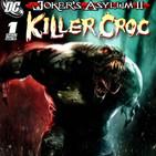 37 - Joker's Asylum: Killer Croc - La bella y la bestia