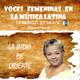 Voces femeninas en la mÚsica latina - programa 36 - domingo 16/08/2020