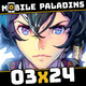03x24 - EXOS HEROES, Pokémon Café Mix, Kingdom Hearts Dark Road, Stoneage World, Fallout Shelter Online y más!