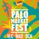 22/5/17: Dream Wife, Sylvan Esso, Joe Goddard... y Palo Market Fest (entrevista)