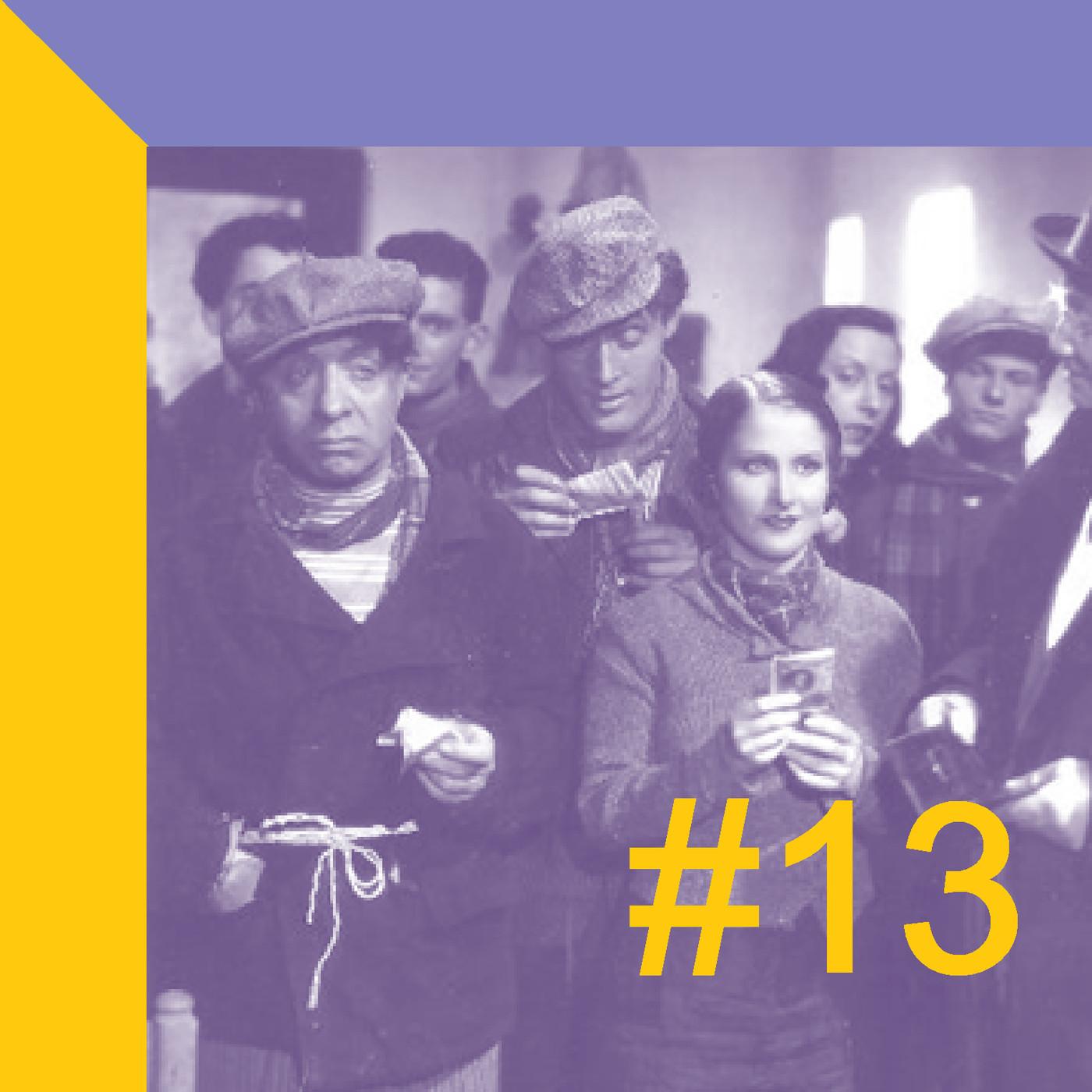 ¡Ay, campaneras! #13 Al ladrón