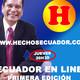 Ex Presidente Correa inicia campaña para elecciones del 2021 en Twitter | Hechos Ecuador