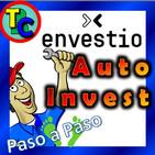 ENVESTIO Autoinvest - Tutorial y Configuración paso a paso Autoinvertir Envestio
