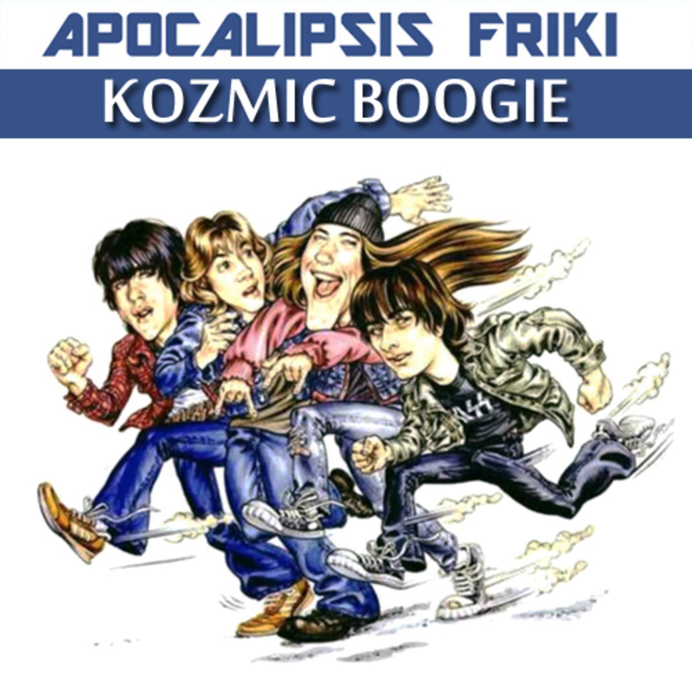 AF presenta: Kozmic Boogie 02 - Detroit Rock City / Cero en conducta