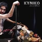 Kyniko, perro blanco - Restos Diurnos
