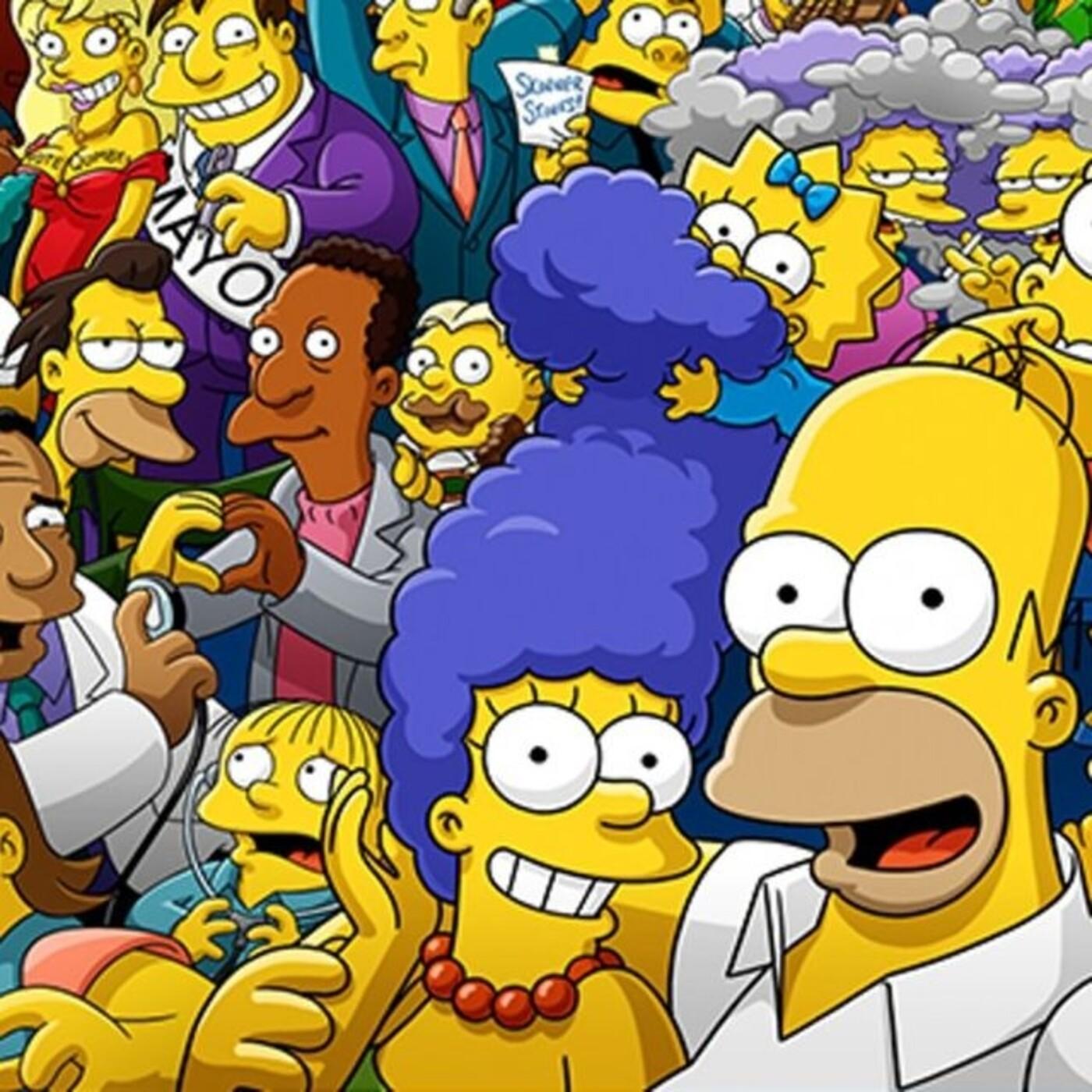 Los Simpson T 20 ep. 19, 20 (2009) #Animación #Comedia #Familia #peliculas #audesc #podcast