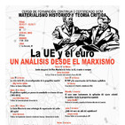 08 Javier Navascués - La Unión Monetaria como estrategia de organización del poder del capital