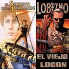 LODE 7x04 EL SECRETO DE LA PIRÁMIDE, EL VIEJO LOGAN