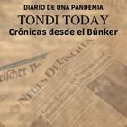 TONDI TODAY: Diario de una pandemia. 7
