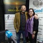 """Mágica Vida 90. """"Drama de los Bebés robados en España"""". Soledad Luque. Hidroterapia de Colon, Dr. Javier Viani."""