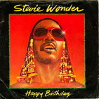 Happy birthday- Stevie Wonder