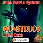 Monstruos en la Casa (José María Quinto) | Primicia - Audiolibro