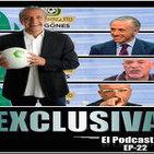 Exclusiva El Podcast EP1X22 Pedrerol, El Sillón de Inda, Pipi, Queipo, François Gallardo y mucho más…..