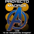 """1x08 """"El de Vengadores: Endgame"""""""