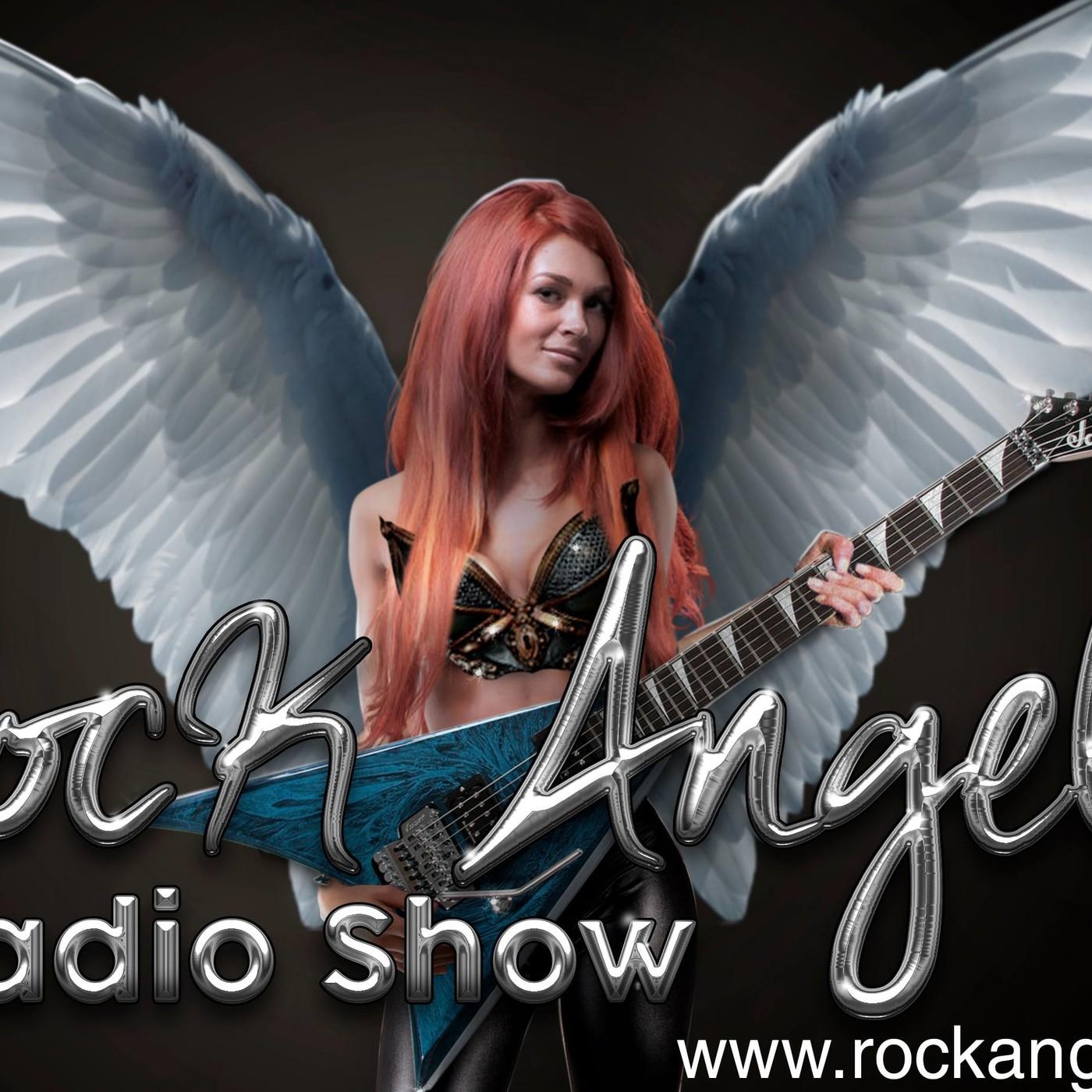 Rock Angels Radio Show Temporada 20/21 ESPECIAL EDDIE VAN HALEN PT IIPrograma 4: VH- The Hagar Years & other stuff!