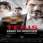 Tesis Sobre Un Homicidio (Intriga. Thriller, Crimen 2013)