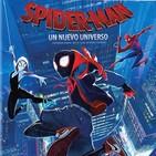 Spider-Man: Un Nuevo Universo (2018) #Aventuras #Acción #Fantástico #peliculas #audesc #podcast