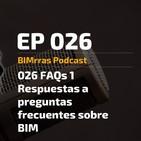 026 FAQ 1 Respuestas a preguntas frecuentes sobre BIM