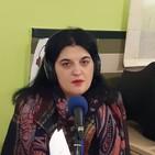 Entrevista a Olga Novo.