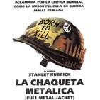 La Chaqueta Metálica (1987) #Bélico #Drama #Ejército #peliculas #podcast #audesc