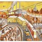 Programa 62. En los transportes públicos