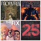 Episodio 25: Monstress, Thanosismo y más cómics