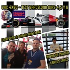 F1 BANDERA A CUADROS 4x03 - Entrevista a Roman Grosjean, analisis Test F1 Barcelona