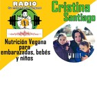 Episodio 5: entrevista a Cristina Santiago sobre embarazo, lactancia y niñez en personas veganas