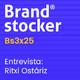 Bs3x25 - Hablamos de branding y diseño con Ritxi Ostáriz