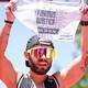 La historia de Jonatan Fernandez, atleta con fibrosis quística y su reto en la Mello Saria Trail Running