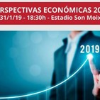 Evento en Palma: Perspectivas para 2019