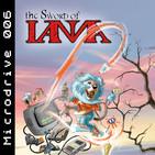 Microdrive 006 - The Sword of Ianna - RetroZaragoza