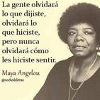 Y AÚN ASÍ, ME LEVANTO - Maya Angelou