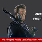 Discurso de Arnold Schwarzenegger para que sucedan las cosas | 566