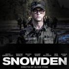 Snowden (2016) #Thriller #Drama #Intriga #Espionaje #peliculas #podcast #audesc