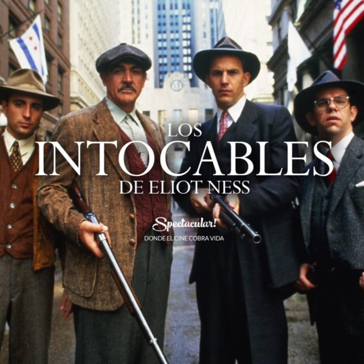 Los Intocables de Eliot Ness (1987) #Acción #Thriller #Drama #peliculas #audesc #podcast