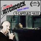 El Perfil de Hitchcock 4x33: Custodia compartida, Un lugar tranquilo, V de Vendetta y Línea mortal.