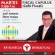 Fiscal Capulus (Ingresos por Donativos)