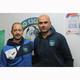 22-10-19 Entrevista a José Luis Guerrero y Raúl Rodríguez, entrenadores del equipo aficionado de La Meca de Rivas