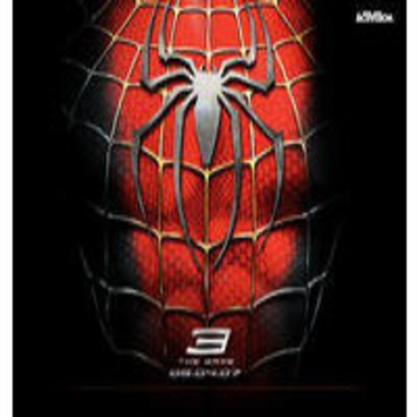 LODE 1x02 Ultimate SPIDERMAN en cine, OLD BOY, 24 la serie, cine en 3D