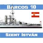 B-10#03 Szent István - Dreadnought del Adriático