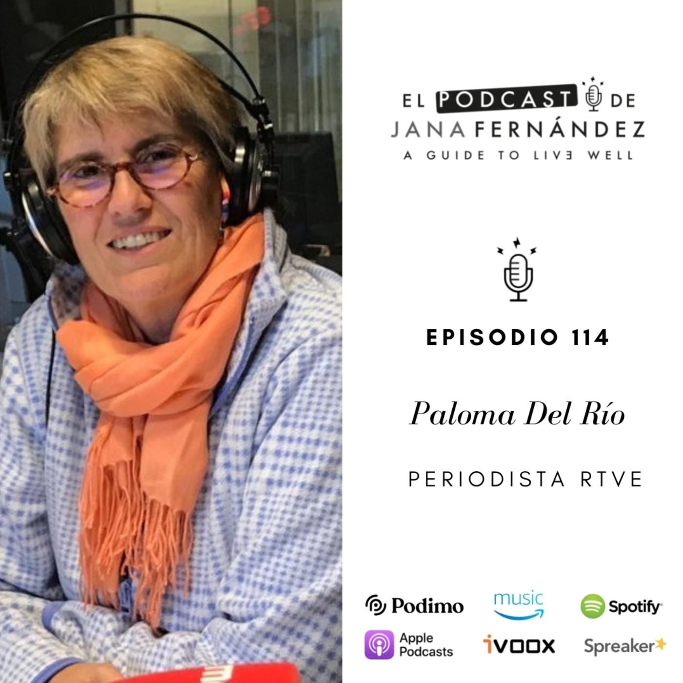 Más que olímpicas: mujeres en la élite del deporte, con Paloma Del Río