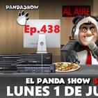 EL PANDA SHOW Ep. 438 LUNES 1 DE JUNIO 2020