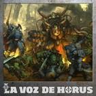 LVDH 162 - La Saga de la Bestia, trasfondo y reglas de Lobos Espaciales y Orkos
