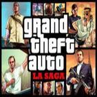 LODE 4x14 especial GTA (Grand Theft Auto) la saga completa