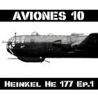 A10#SERIE He 177 Bombardeo Estratégico Ep.1 Greif A