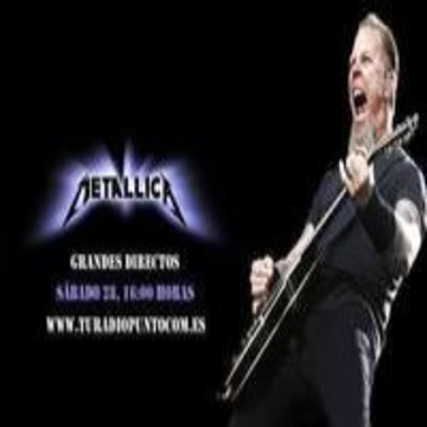 Metallica Live At Nimes 2009 (Emisión 28/06/2014)