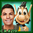 CK#219: Videojuegos de famosos: De Sabrina a Cristiano Ronaldo