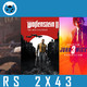 SOULMERS 2x43 Wolfenstein 2: The New Colossus, Life is Strange Before the Storm, John Wick 3