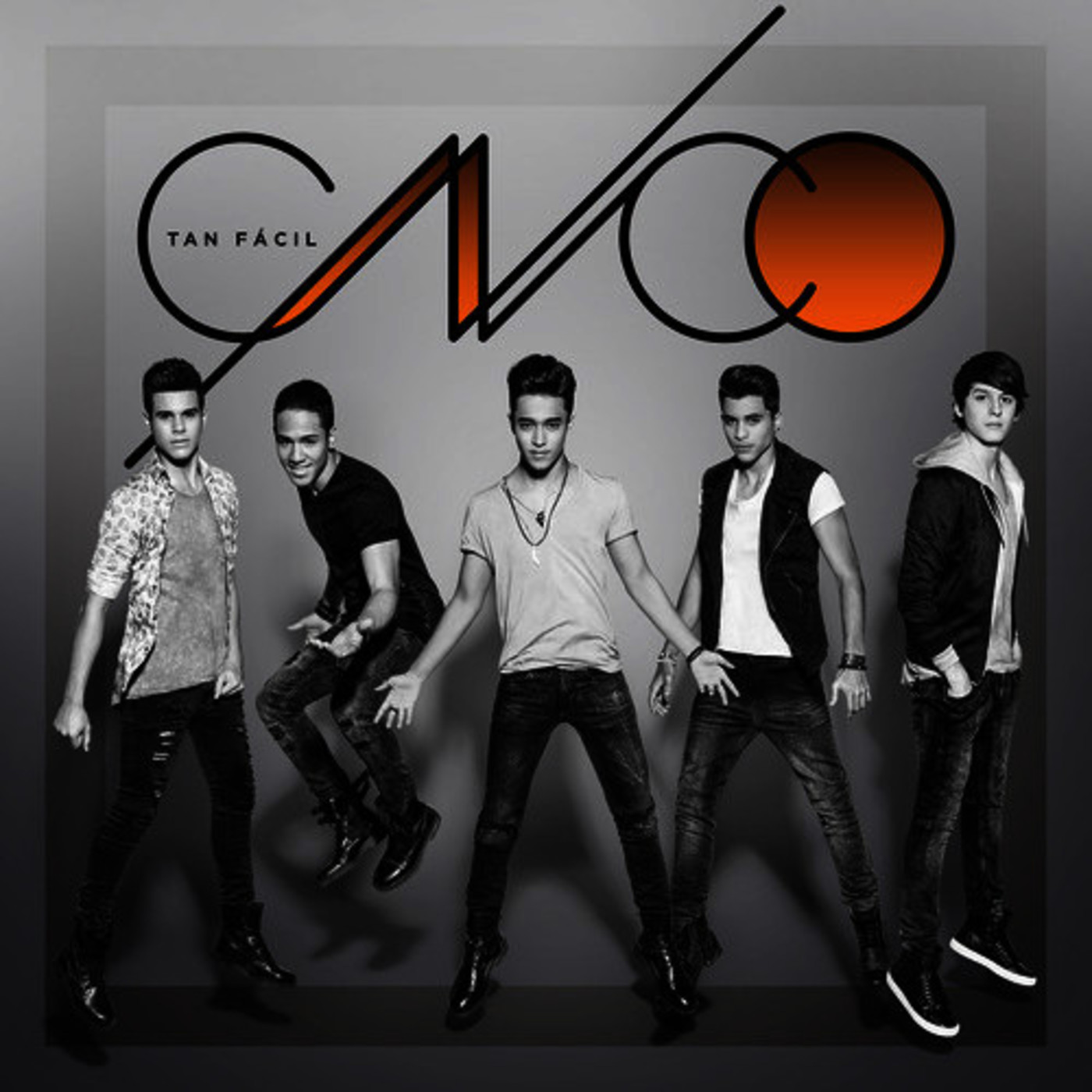 CNCO Ft. Wisin - Tan Facil (Official Remix)
